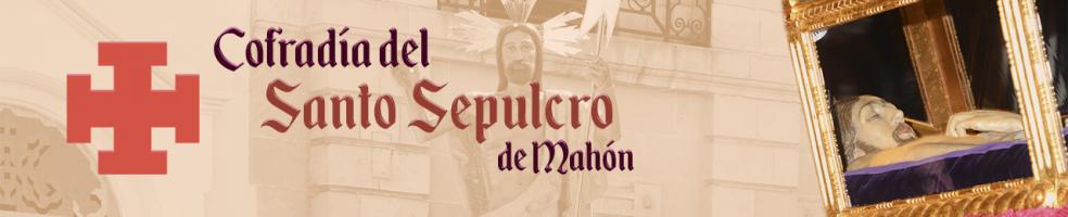 Cofradía del Santo Sepulcro de Mahón